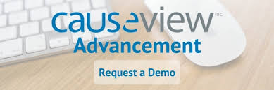 Request a demo of Causeview Advancement for HEDA