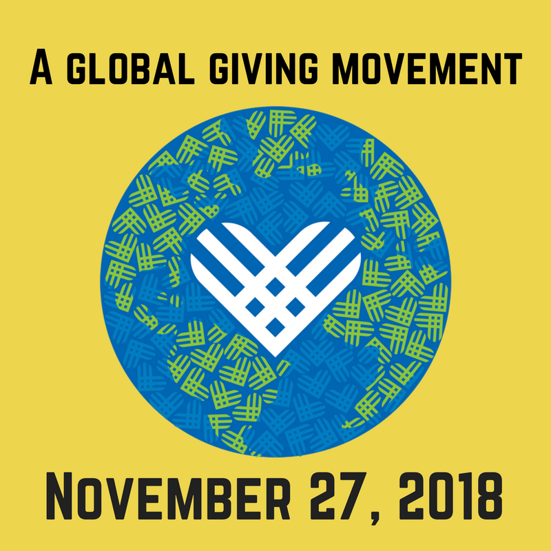 Giving Tuesday 2018 is just around the corner