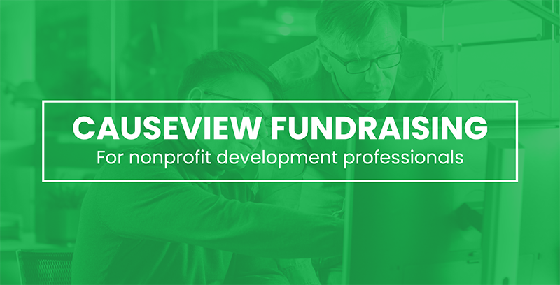 Learn about Causeview Fundraising