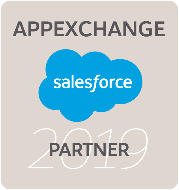 2019 Salesforce AppExchange Partner
